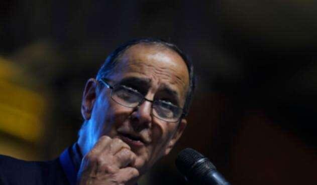 Juan Camilo Restrepo, exministro de Hacienda