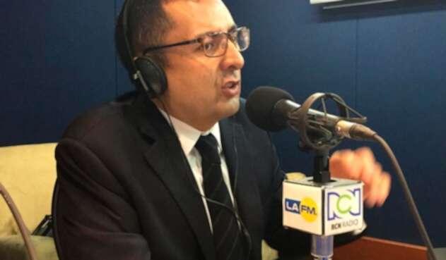 Juan Carlos Granados, excontralor distrital
