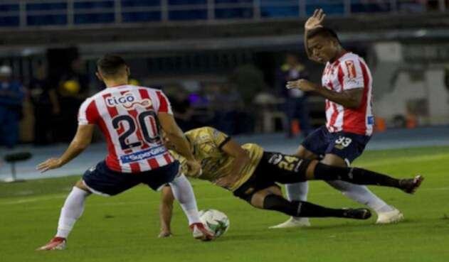 Junior venció 1-0 a Rionegro y pasó a la final de la Liga Águila.