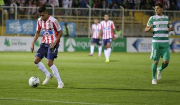 Junior de Barranquilla llegó a la final de la Liga Águila