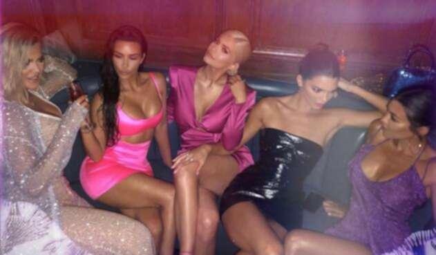 Hermanas Kardashian