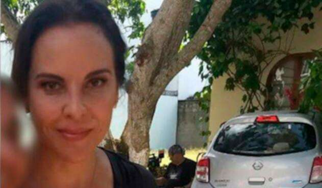 La actriz Kate del Castillo está en Turbaco, Bolívar, grabando su nueva producción televisiva