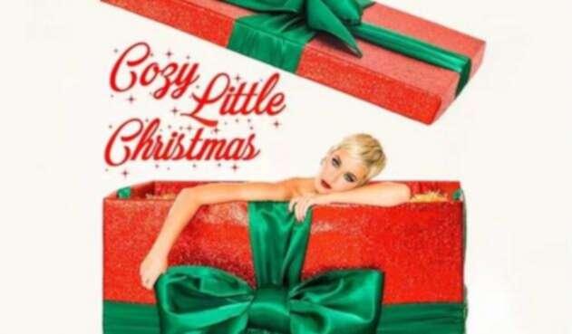 Katy Perry lanza canción navideña