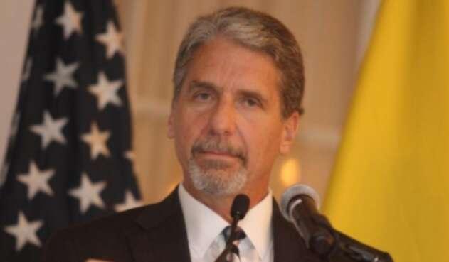 Kevin Whitaker, embajador de EE.UU en Colombia