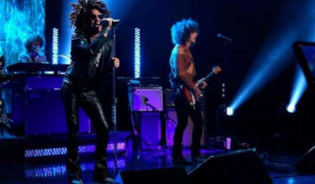 Lenny Kravitz, se presentará por primera vez en Colombia