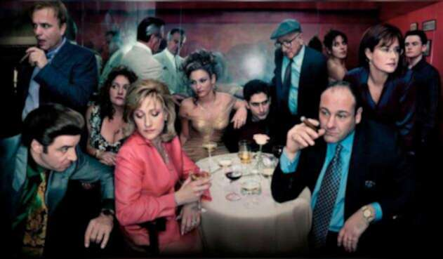 Los Soprano fue una de la series más exitosas de la televisión de EE.UU.
