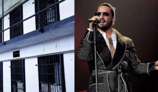 Música de Maluma usada en la cárcel