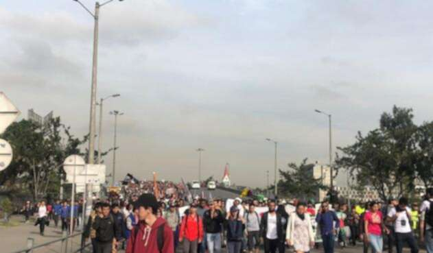 Marchas de la Universidad Nacional