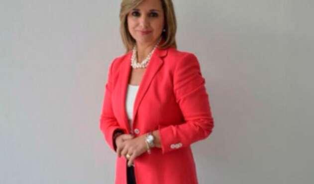 María Clara Luque, presidenta de la Federación Colombiana de Lonjas de Propiedad Raíz (Fedelonjas)