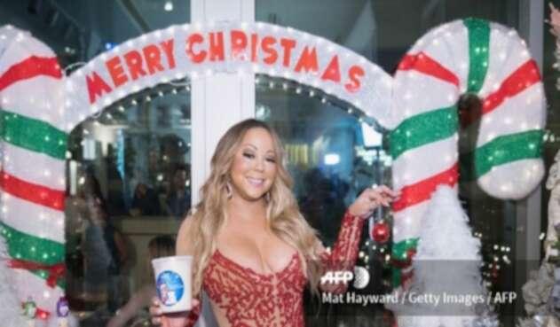 'All I want fot Christmas is you' regresa a los listados estadounidenses
