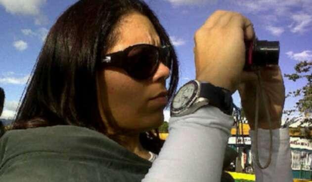 Melisa Martínez García, joven secuestrada en el municipio de Zona Bananera, en el departamento de Magdalena