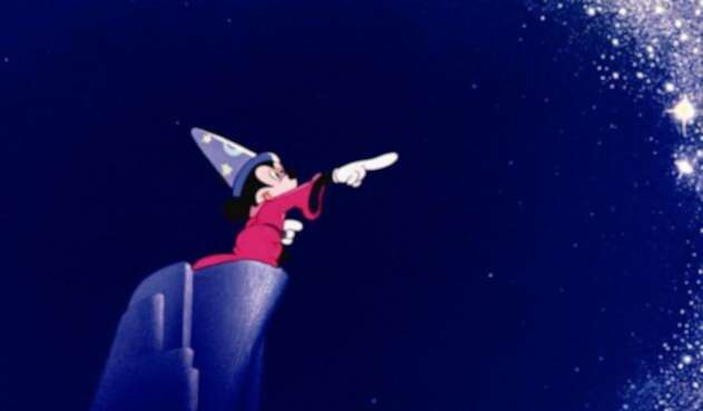 Mickey Mouse en Fantasía (1940)