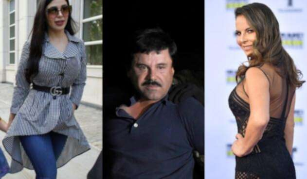 Mujeres del Chapo Guzmán