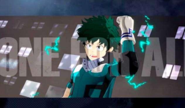 Juego de pelea My Hero One's Justice