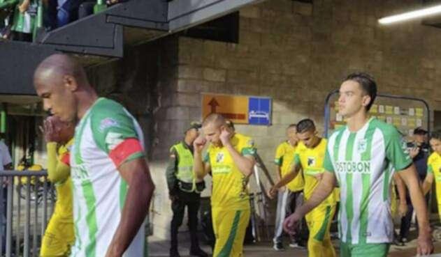 Salida de Atlético Nacional y Leones