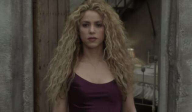 Video de 'Nada' de Shakira
