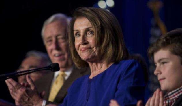 Nancy Pelosi representa una importante fuerza política contra Trump