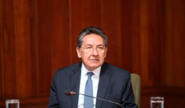 Néstor Humberto Martínez, exfiscal general de la Nación