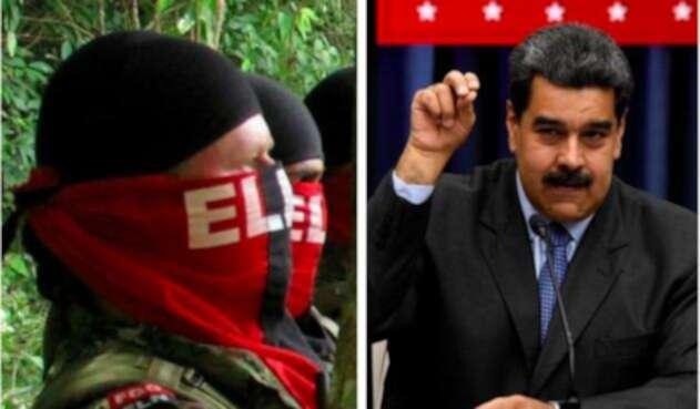 La estrecha relación entre Nicolás Maduro y ELN, ¿realidad o no?