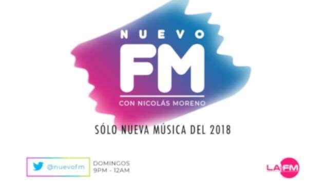 #NuevoFm – Playlist 228 / Domingo 18 de Noviembre 2018