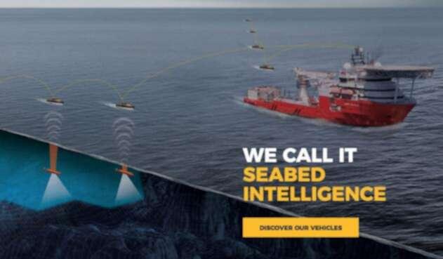 Ocean Infinity, la empresa que halló al Ara San Juan