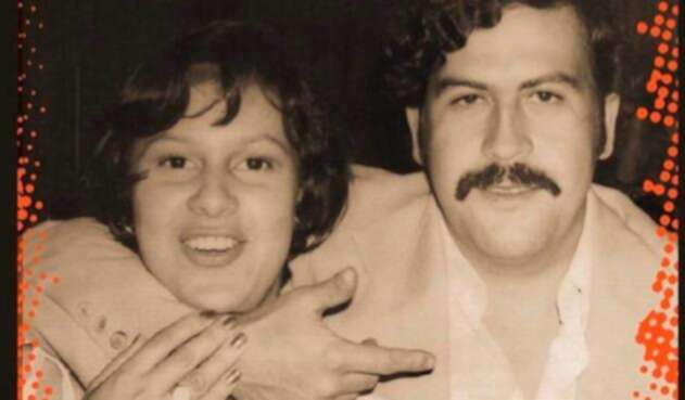 Portada del libro de Victoria Eugenia Henao sobre Pablo Escobar