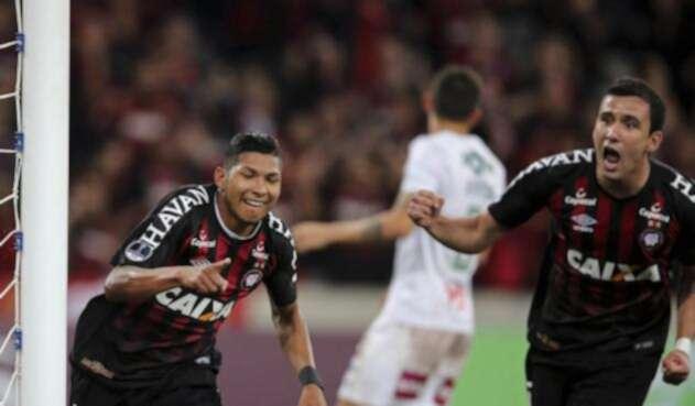Atlético Paranaense vs Fluminense - Copa Sudamericana