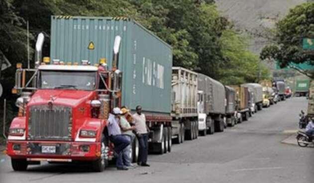 Vehículos de carga