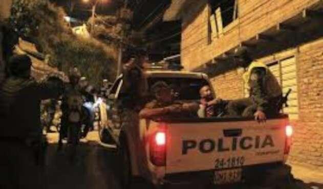 Policías Heridos en Tibú