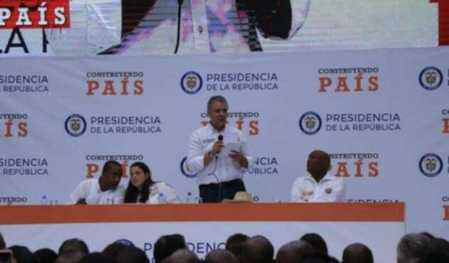 Presidente anunció directiva de austeridad