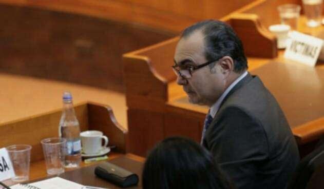 Magistrado Jorge Pretelt