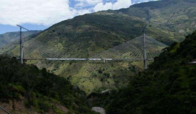 Puente Hisgaura en Santander