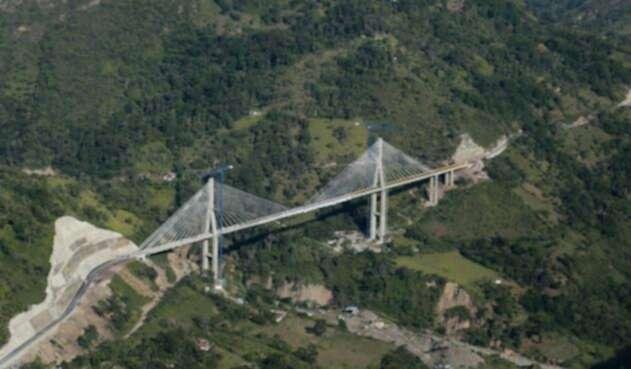 Las fallas que se registran en el puente La Hisgaura fueron corregidas según la SSI.
