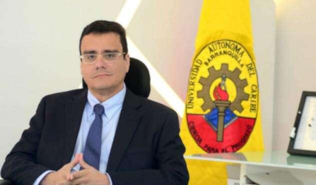 Ramsés Vargas, exrector de la Universidad Autónoma del Caribe