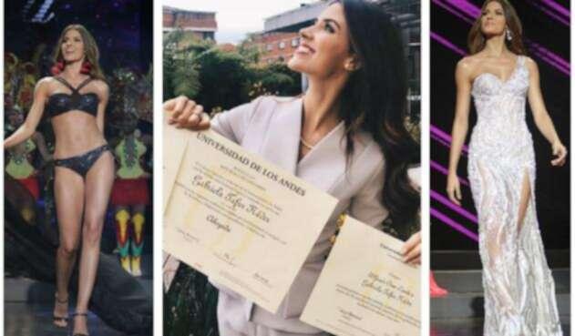 Gabriel Tafur Náder, señorita Colombia 2019