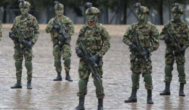 El Ejercito y la Policia Nacional confirmaron que ya está en marcha undispositivo de seguridad en lazonade frontera con Venezuela en medio de la posesión de Nicolás Maduro.