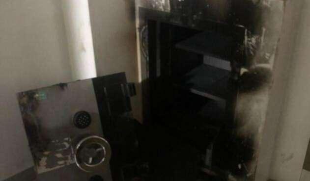 Ladrones robaron 25 libras de oro en Vehachí, Antioquia