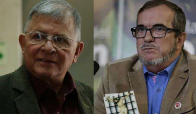 Rodrigo Granda y Timochenko asistirán a la posesión de Lopéz Obrador