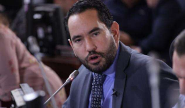 Rolando González, concejal de Bogotá e integrante del partido Cambio Radical