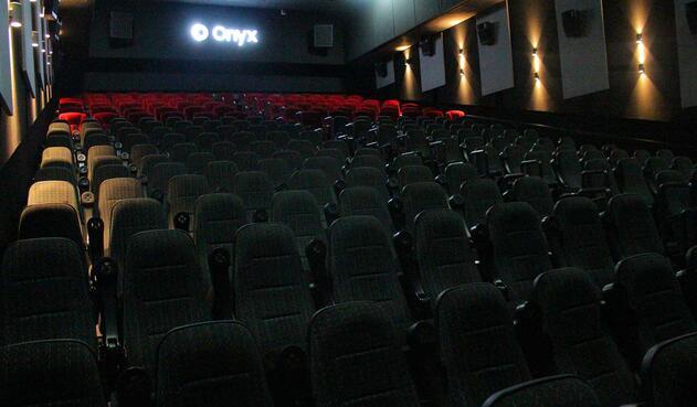 Onyx, tecnología de las pantallas LED 4k sustituyen para los cinemas