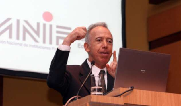 Sergio Clavijo, presidente de la Asociación Nacional de Instituciones Financieras (Anif)