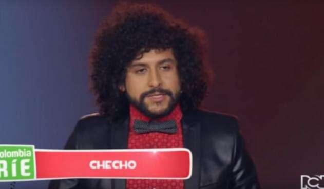 Comediante colombiano, Sergio 'Checho'Leguizamo