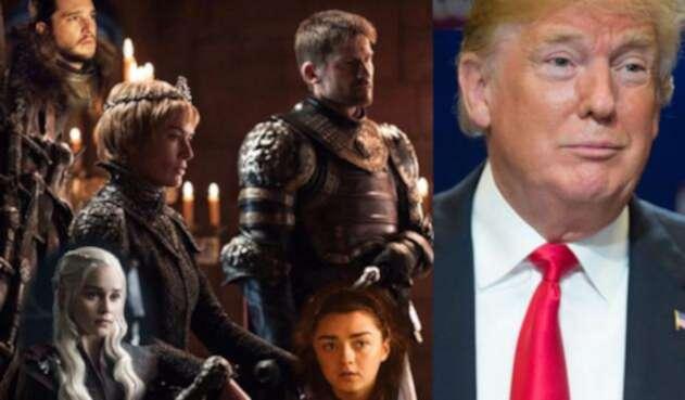 Game of thrones - Trump