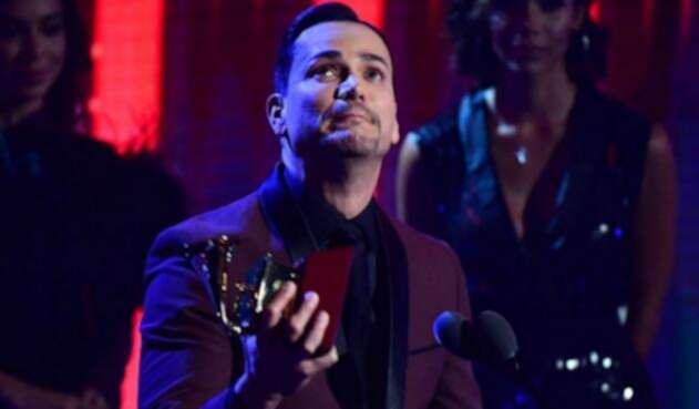 Víctor Manuelle en los Grammy Latinos