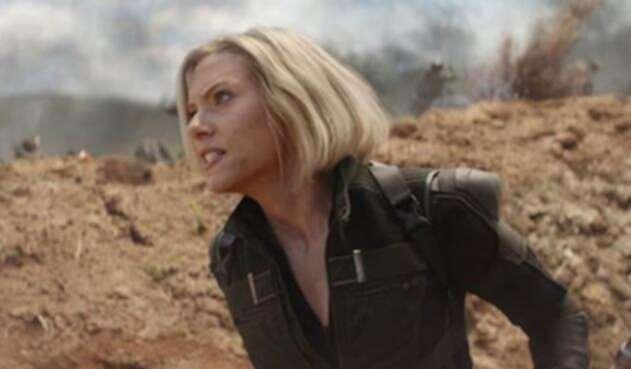 La Vengadora iba a tener un 'look' bastante diferente a lo que se vio en la última entrega.