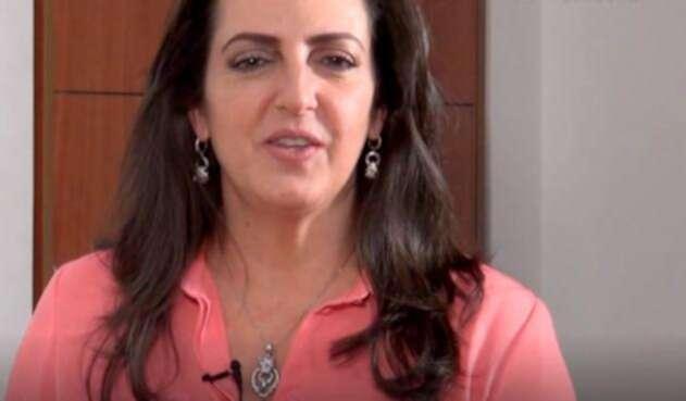 Soy Cabal, es el nuevo programa de entrevistas de la congresista.