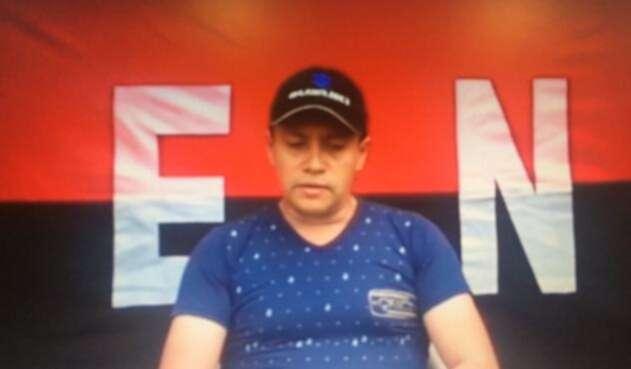 El ingeniero Rafael Riaño fue secuestrado por el Eln en Arauca el pasado 13 de enero.