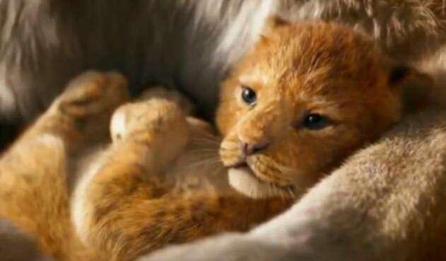 Revelan el primer trailer de El rey León