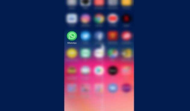 Ubicación en WhatsApp