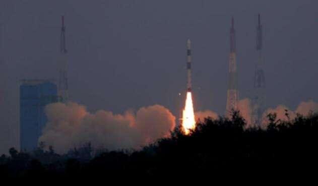 Lanzamiento de satélite por parte de la Fuerza Aérea